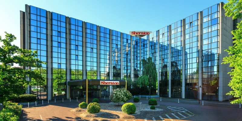 Foto: Aussenansicht Sheraton Essen Hotel