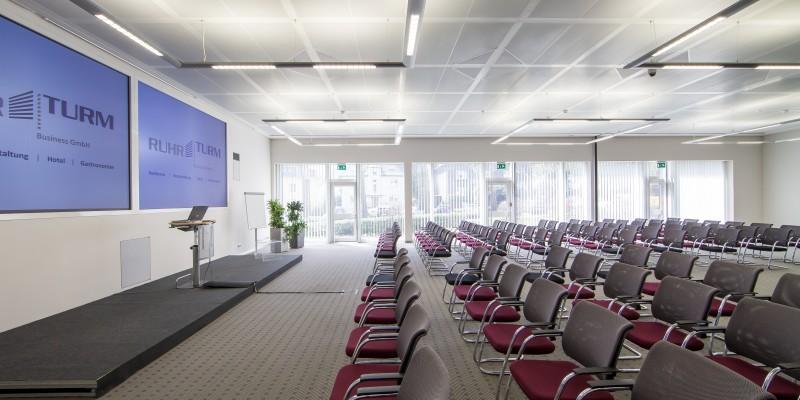 Foto: Konferenzsaal im RUHRTURM