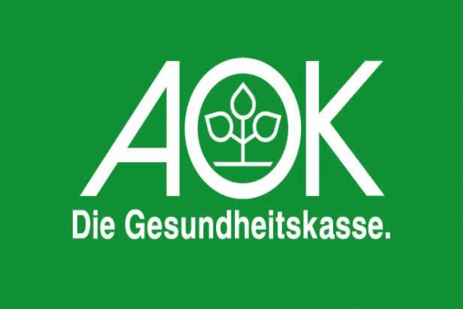 Logo Allgemeine Ortskrankenkasse
