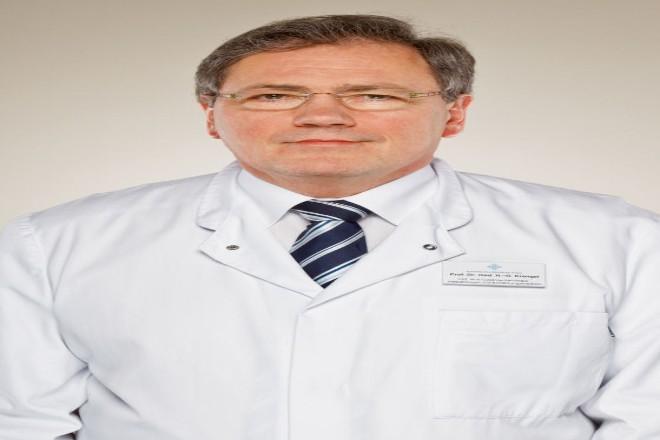 Foto: Prof. Dr. Hans-Georg Krengel