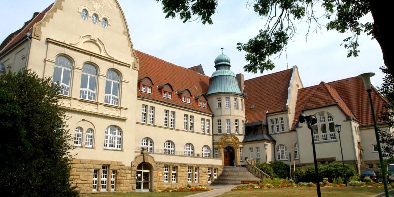 Foto: Rathaus Kray