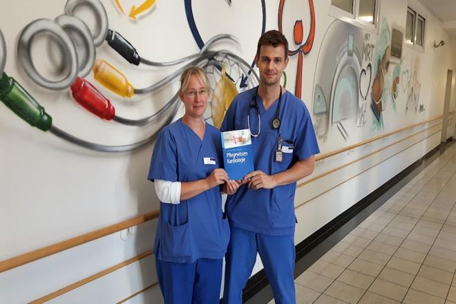 Foto: Saskia Gesenberg und Dr. Ingo Voigt