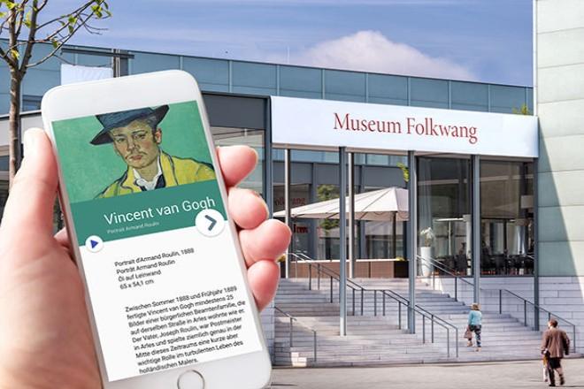 Foto: Museum Folkwang - Die App