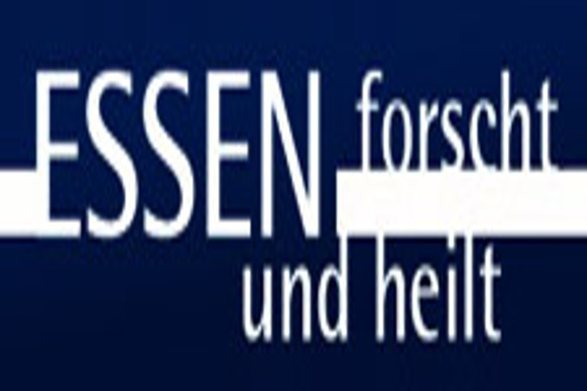 "Abbildung: Logo ""Essen forscht und heilt"""