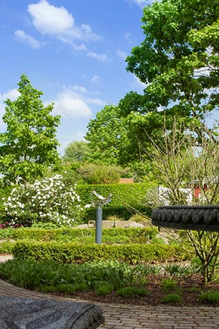 Foto: Gartenspaziergang