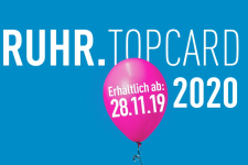 Key Visual: RUHR.TOPCARD 2020
