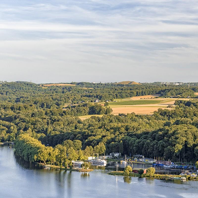 Panoramabild Korte Klippe