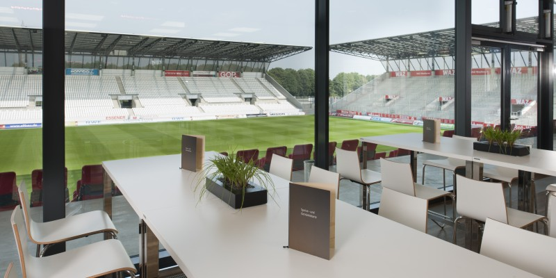 Convention: Stadion Essen