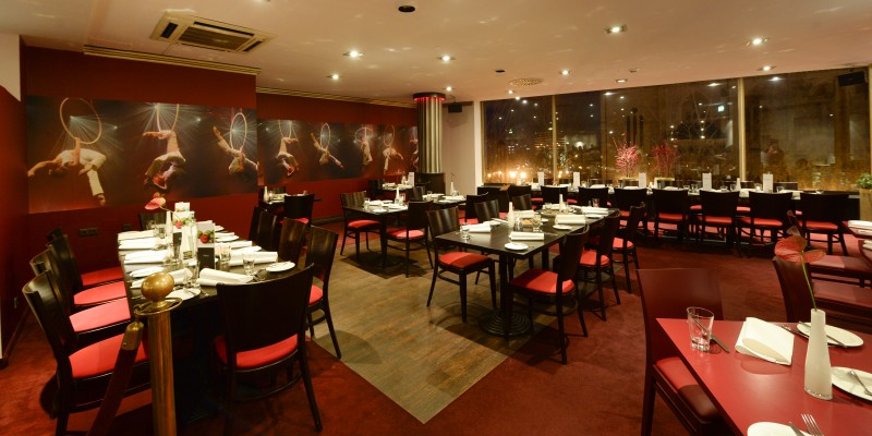 Restaurant des GOP Varieté Essen