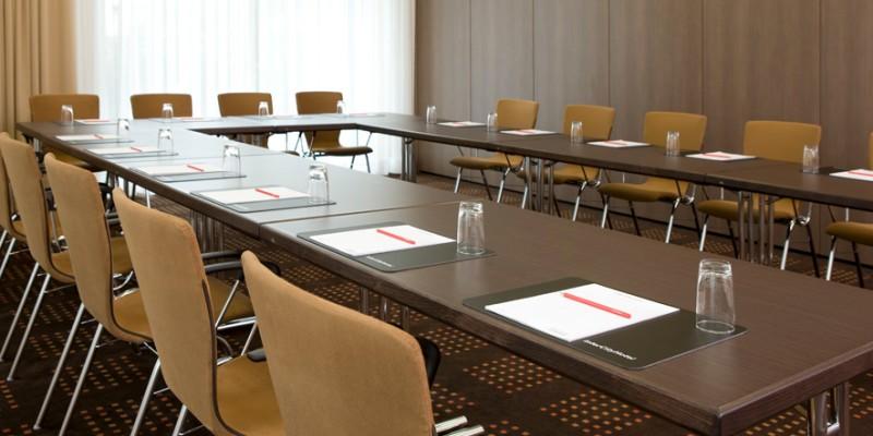 Konferenzraum im IntercityHotel Essen