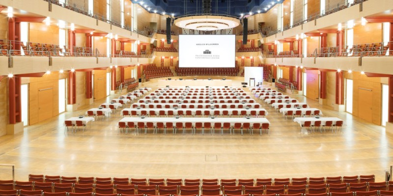Philharmonie Essen Conference Center - Alfried Krupp Saal
