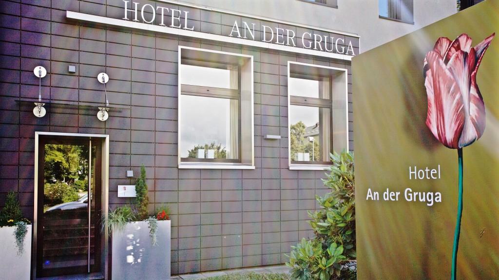 Foto: Aussenansicht Hotel an der Gruga