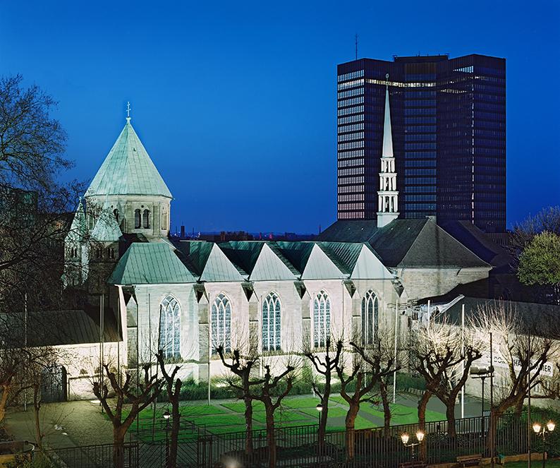 Foto: Münsterkirche Essen