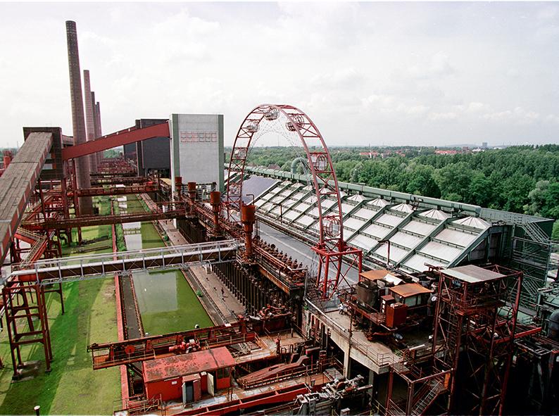 Foto: Kokerei Zollverein