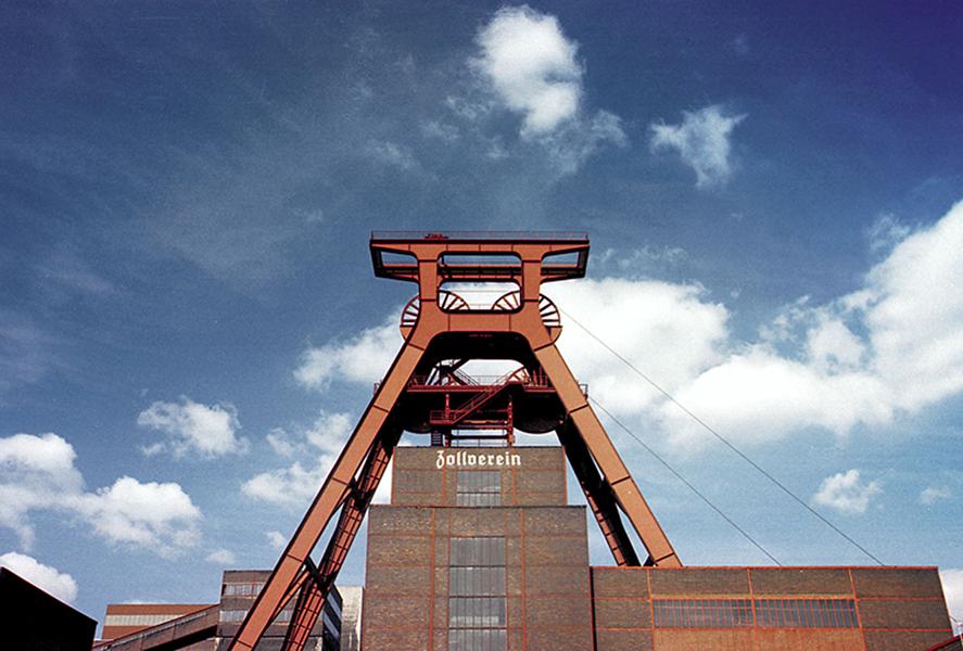 Doppelbock Zollverein bei Tageslicht