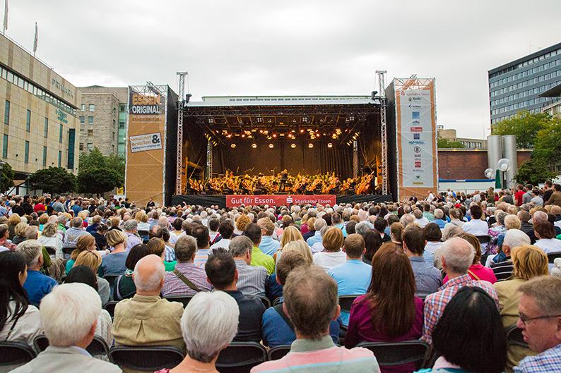 Foto: ESSEN.ORIGINAL. Galakonzert der Essener Philharmoniker 2015
