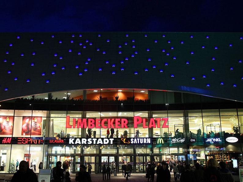 Foto: Einkaufscenter Limbecker Platz
