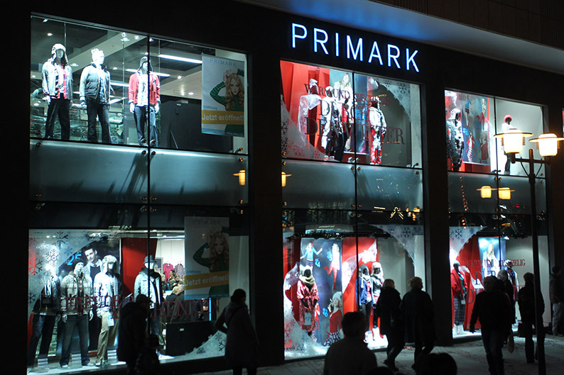 Foto: Primark-Filiale in der Essener City