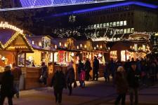 Foto: Internationaler Weihnachtsmarkt Essen