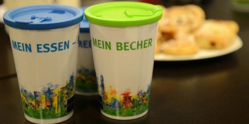Foto: Mein Essen - Mein Becher