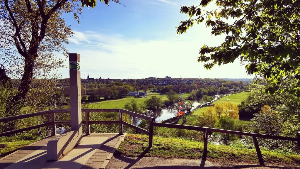 Aussicht Ruhrblick