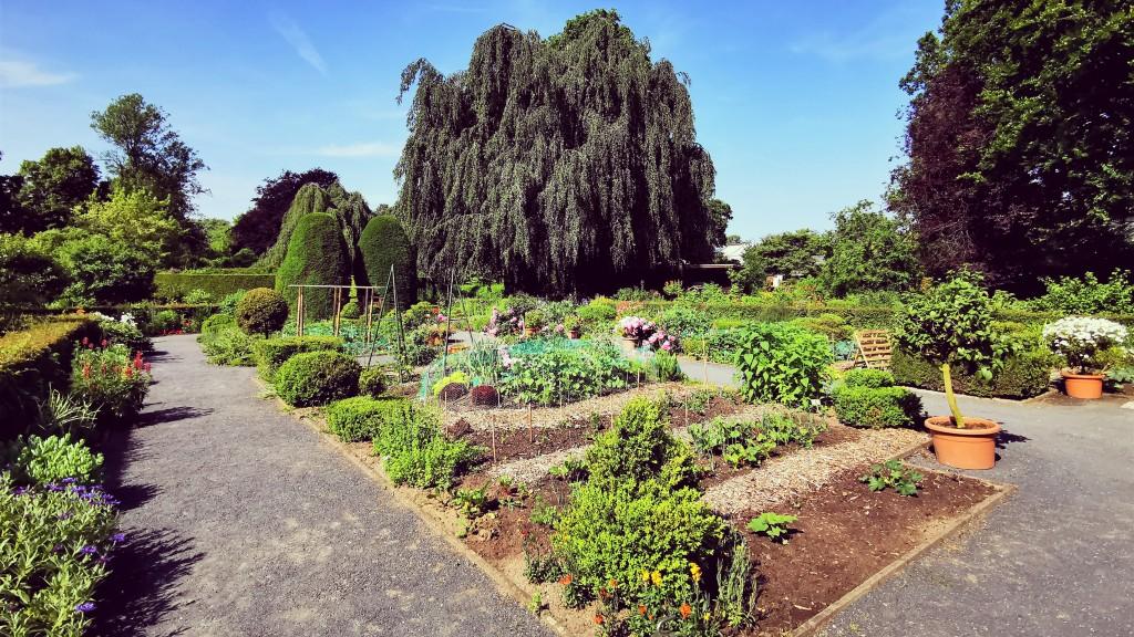 Bauerngarten im Grugapark Essen