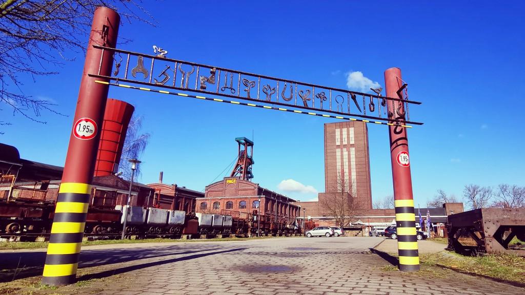 Kunstschacht Zollverein (Foto: Diana Blinkert/EMG)
