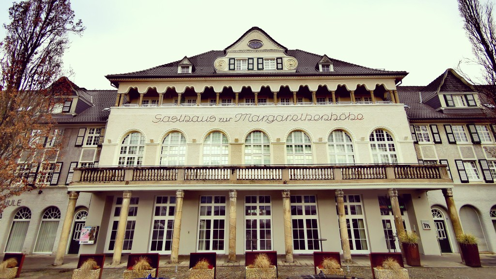 Mintrops Stadt Hotel Margarethenhöhe