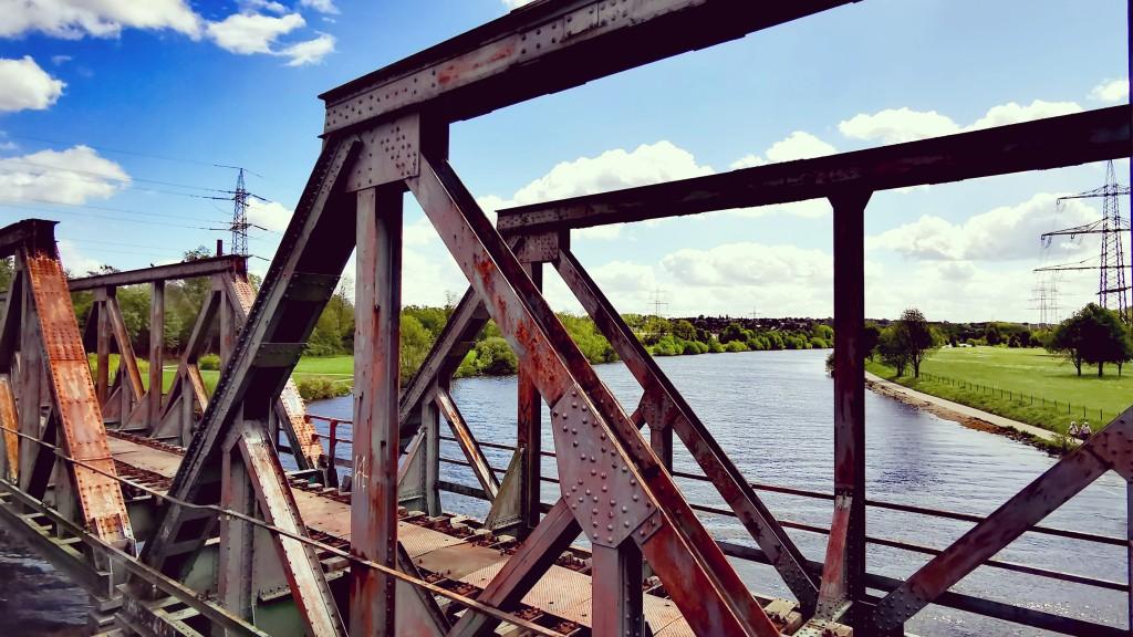 Eisenbahnbrücke Burgaltendorf
