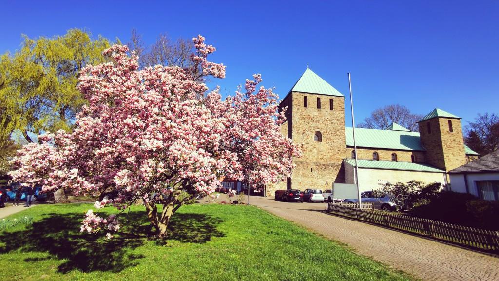 Luciuskirche in Werden