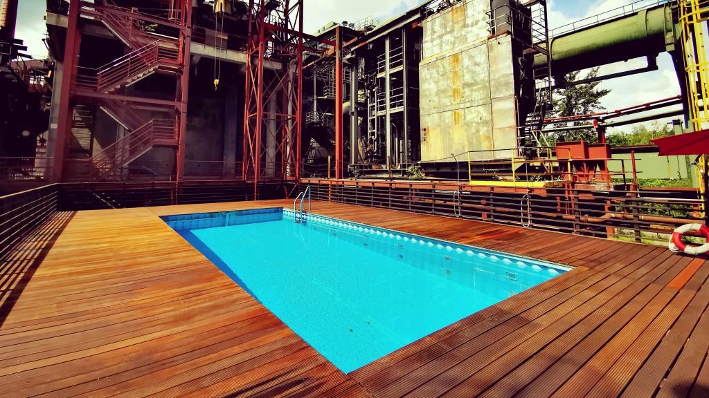 Werksschwimmbad