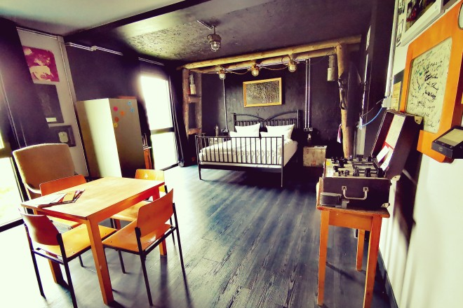 Zimmer im Hotel Friends