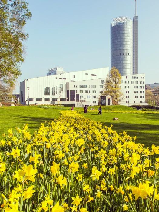 Stadtgarten Essen/Aalto-Theater