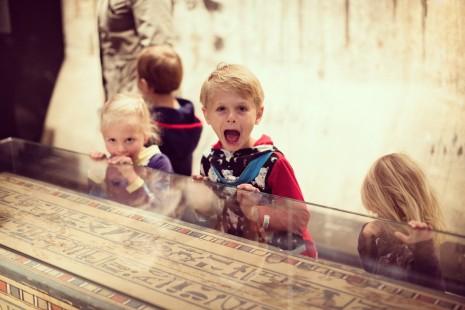 Kinder im Ruhr Museum