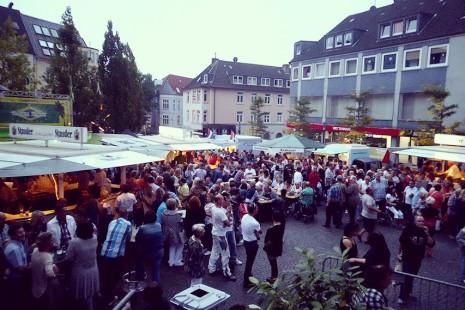 Foto: Borbecker Marktfest