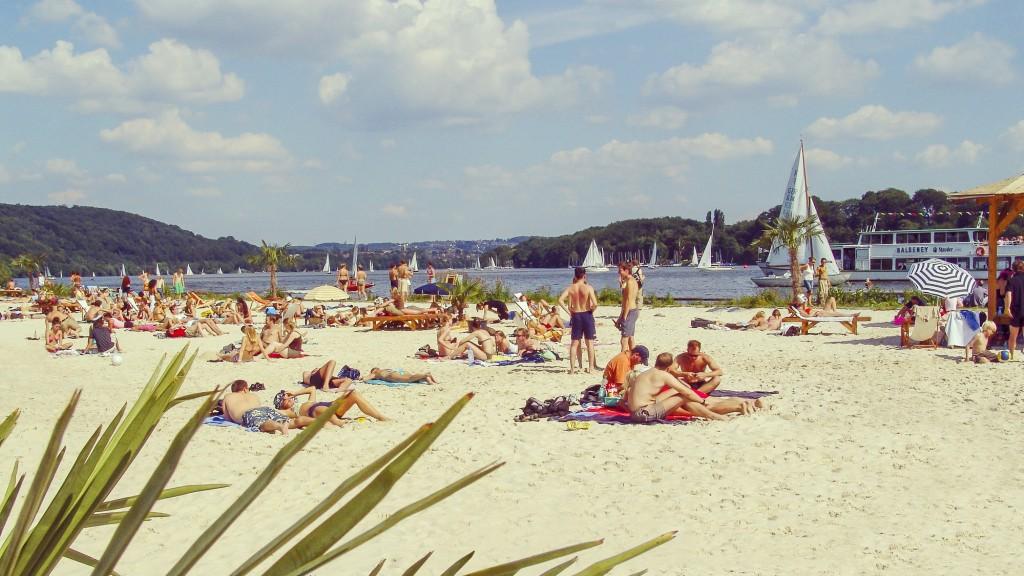 Seaside Beach Baldeney
