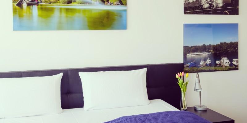 Doppelzimmer Art Hotel Körschen