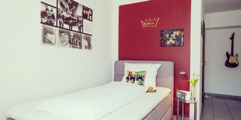 Einzelzimmer Art Hotel Körschen