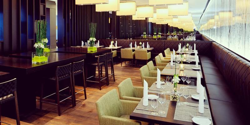 Foto: Bistro im ATLANTIC Congress Hotel Essen
