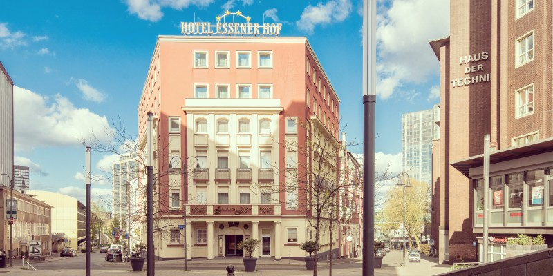 Essener Hof Sure Hotel Collection by Best Western