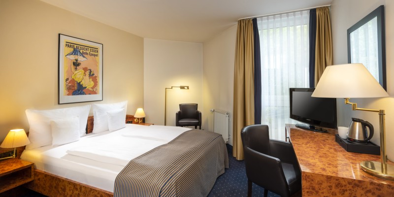 Double room in the Essential by Dorint Essen