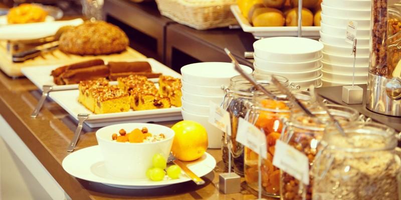 Foto: Frühstück des GHOTEL