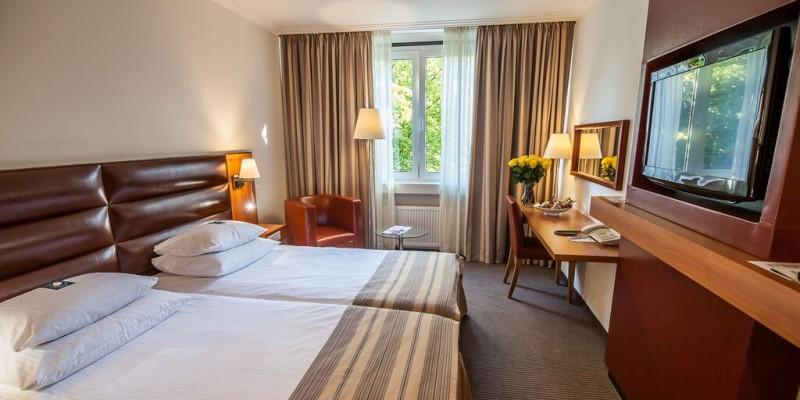 Foto: Doppelzimmer im Hotel Bredeney