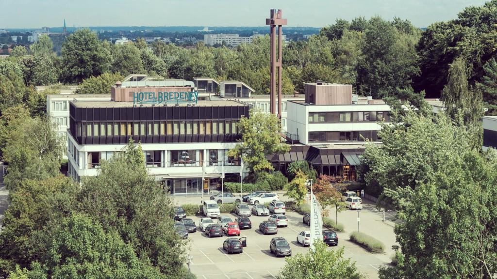 Foto: Aussenansicht Hotel Bredeney