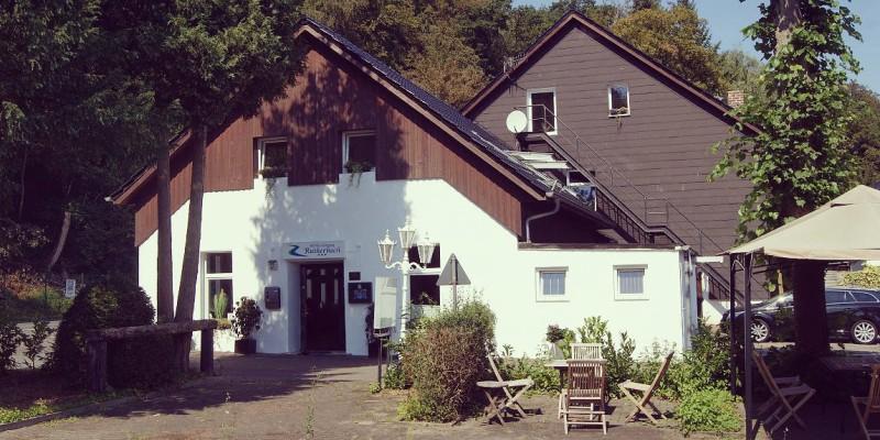 Foto: Außenansicht Hotel Rutherbach