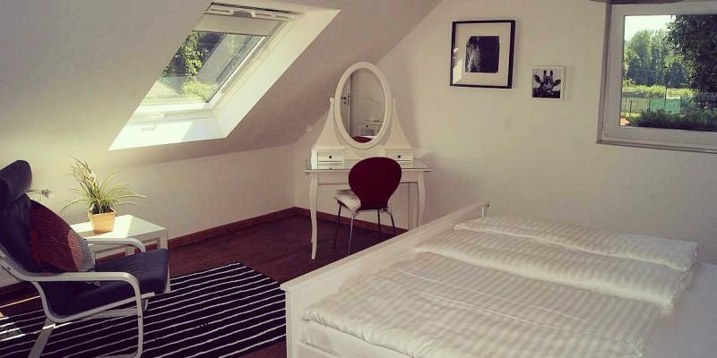 Foto: Zimmeransicht Hotel Rutherbach