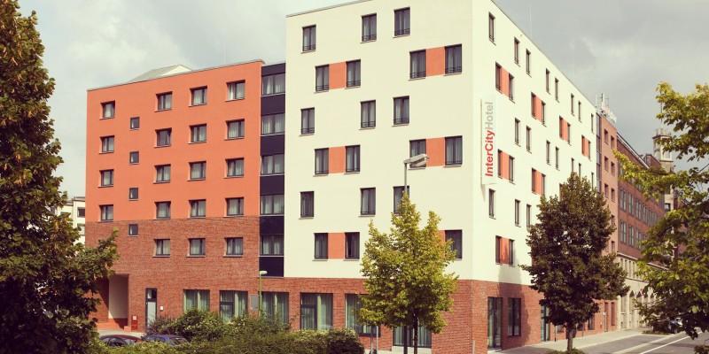 Foto: Aussenansicht InterCityHotel Essen