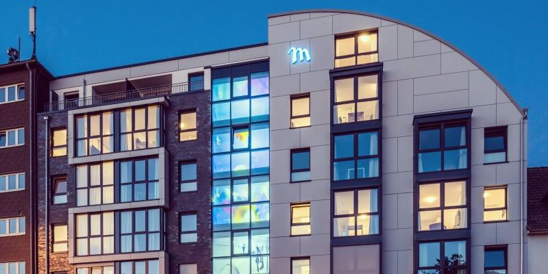Außenansicht Mintrops Concierge Hotel