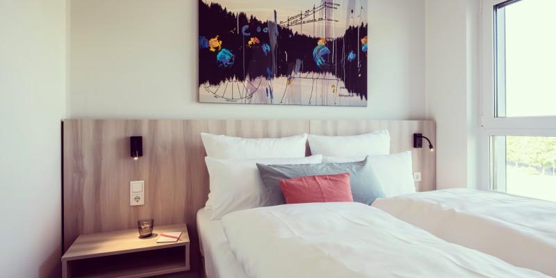 Studio M Ansicht Bett