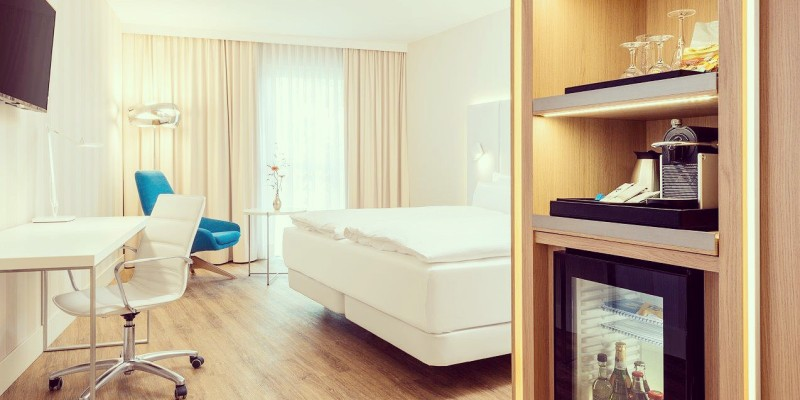 Photo: Double room in the NH Essen